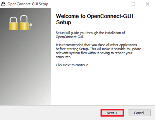 How to Setup FastestVPN using OpenConnect in Windows 7, 8