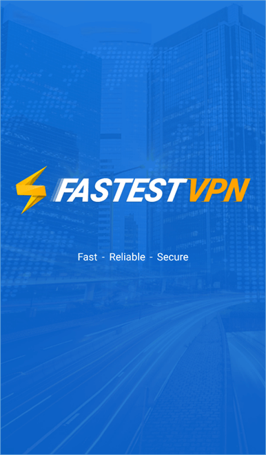 FastestVPN Android App Launching
