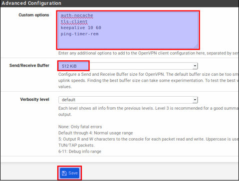 How to Setup FastestVPN on pfSense via OpenVPN Protocol