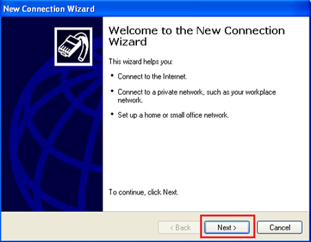 Windows XP L2TP VPN