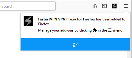 Firefox VPN Extension - Unblock all With VPN Proxy 2019