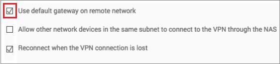 How to Setup FastestVPN OpenVPN on QNAP QTS using v4 3+